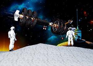 Artificial satellite earth satellite exploration satellite communications satellite space satellite