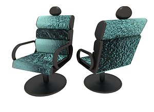 3D chair luxury model