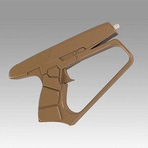 star trek enterprise 3D model