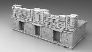 architecture build model