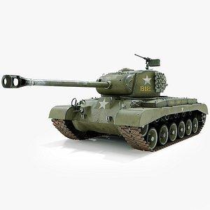 army heavy tank korean model