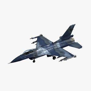 f16n aggressor 3D model