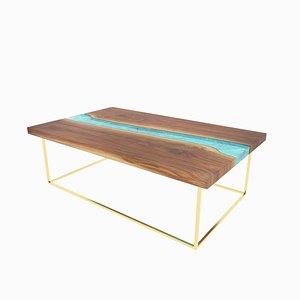 3D model edge table