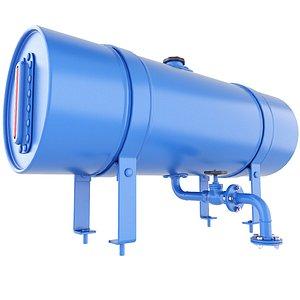tank pressure oil model
