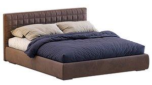 3D model Bed PICOLIT By Lema