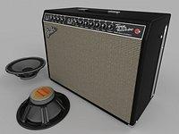 Fender 65 TWIN REVERB GUITAR COMBO