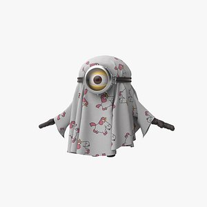 minion ghost stuart model
