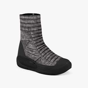 women boots cr 02 3D