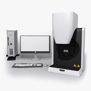 dental scanner 3D