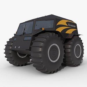 3D model Sherp PRO