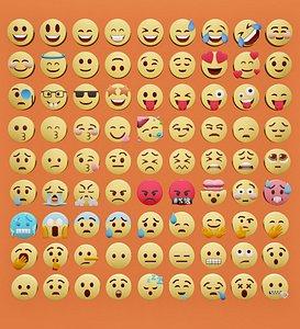 emoticon icon symbol 3D