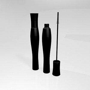 3D cosmetic false lash mascara