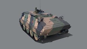 APC Type 63 3D model