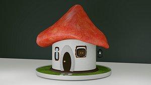3D gnomo house
