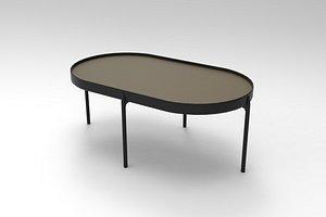 3D cafe table nono