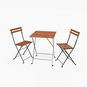 ikea tarno table 3D model