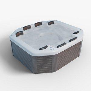 Whirlpool SPA model
