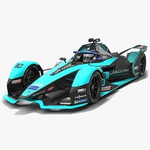 3D model racing i-type 5 formula