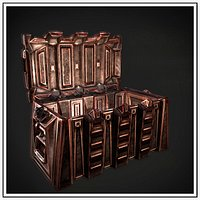 FBXCrate Container Chest