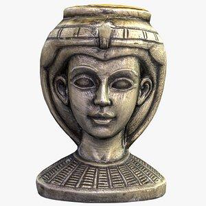 3D model ancient egypt egyptian
