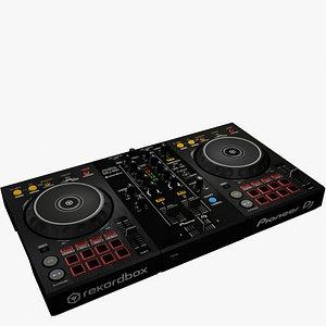 3D DJ Controller DDJ-400