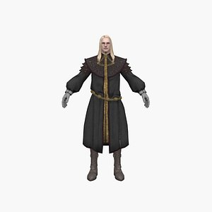 3D Magic man V2 model