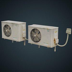 Air Conditioner 6D 3D