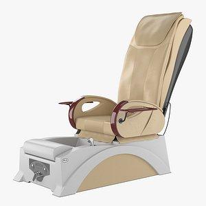 3D Pedicure armchair Moon