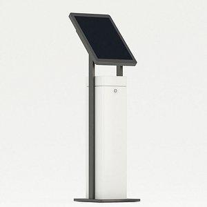 3D Electronic Kiosk