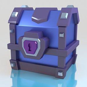 clash royale super 3D model
