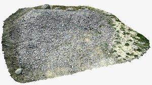 Heap Of Small Rocks Scans 3D model