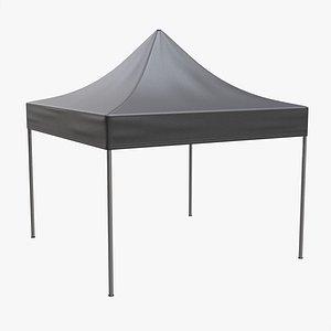 mockup display tent 3D model