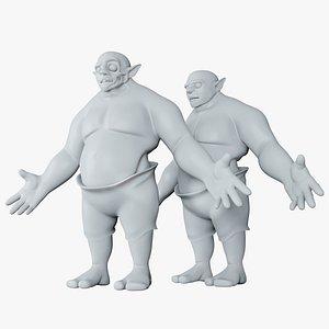 Orcs - Print 3D model