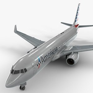 boeing 737-8 american airlines model