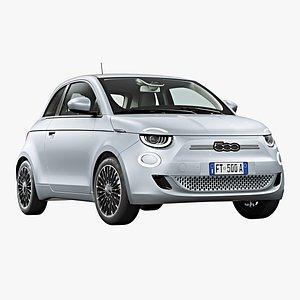 2021 Fiat 500 model