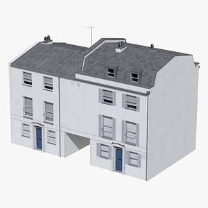 Building at old church st, 41, London 3D model