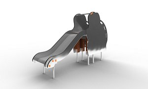 elephant slide 3D
