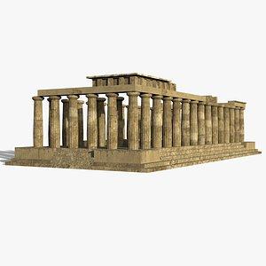 3D tempio hera