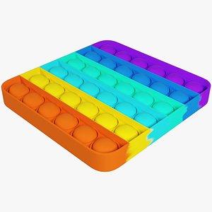 3D Pop It Sensory Toy V1