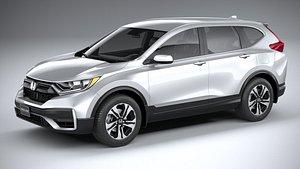 Honda CR-V LX 2021 3D model