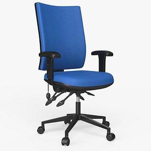 3D Office Chair 04 - 8K PBR Textures model
