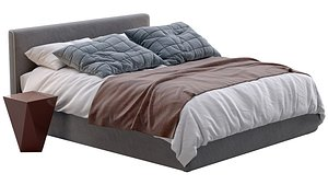 bed tangram 3D