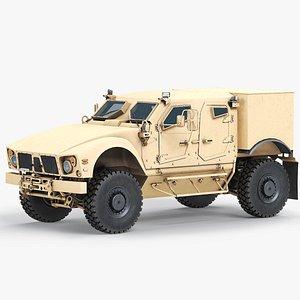 3D model JLTV Oshkosh Close Combat Carrier