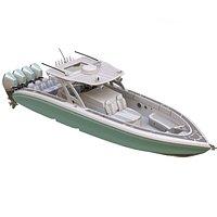 Motorboat Cian