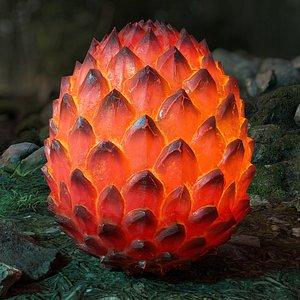 dragon egg 3D model