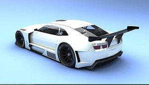 3D model race