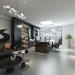 3D model Home Office Design