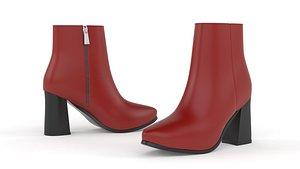 heels women 3D model