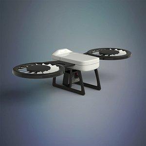 3D model drone modeled