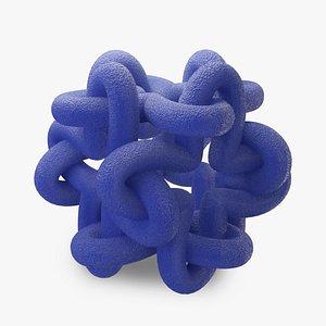 3D math objects model